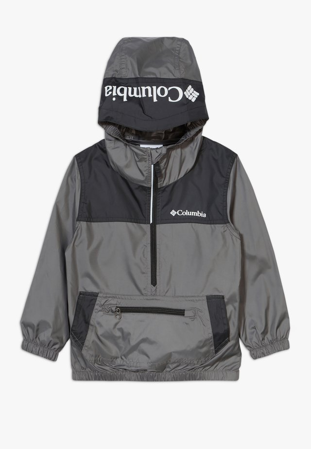 BLOOMINGPORT - Windbreaker - city grey/black