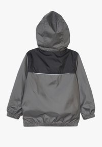 Columbia - BLOOMINGPORT - Veste coupe-vent - city grey/black - 1