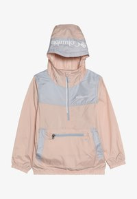 Columbia - BLOOMINGPORT - Veste coupe-vent - peach cloud/cirrus grey - 3