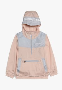 Columbia - BLOOMINGPORT - Veste coupe-vent - peach cloud/cirrus grey - 0