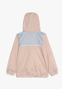 Columbia - BLOOMINGPORT - Veste coupe-vent - peach cloud/cirrus grey - 1