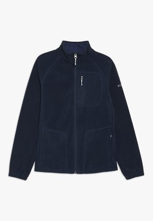 FAST TREK FULL ZIP - Fleecová bunda - collegiate navy