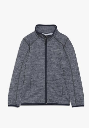 WILDERNESS WAY JACKET - Fleecejakker - collegiate navy