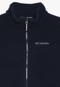 Columbia - RUGGED RIDGESHERPA FULL ZIP - Kurtka z polaru - collegiate navy - 4
