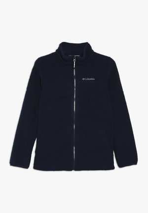 RUGGED RIDGE SHERPA FULL ZIP - Fleecejakker - collegiate navy
