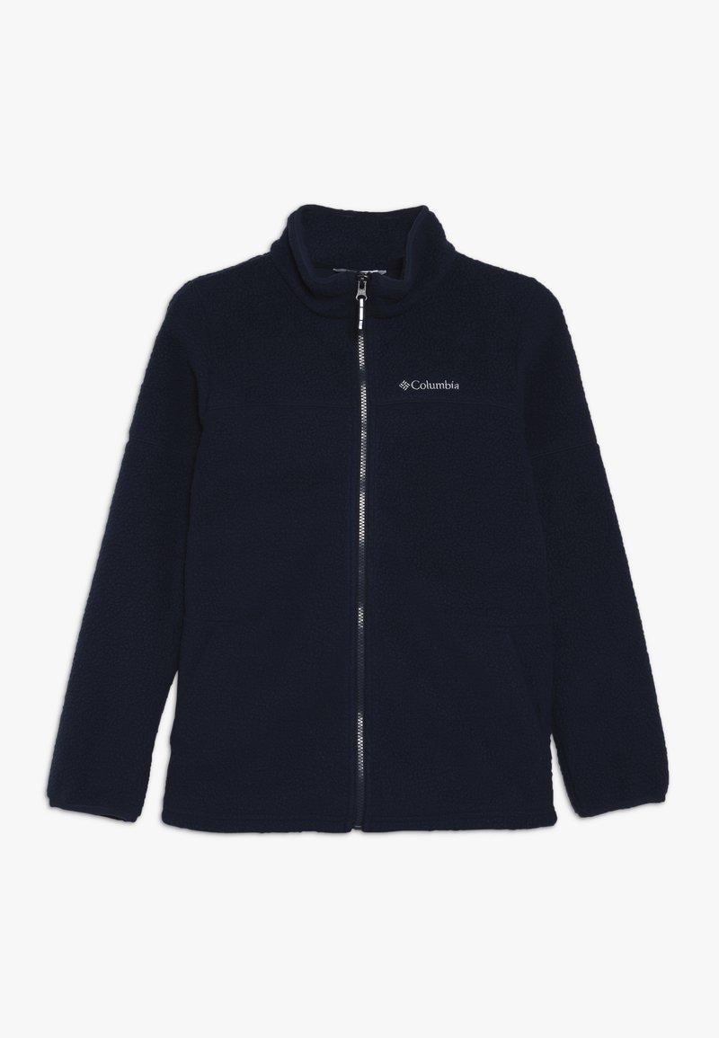 Columbia - RUGGED RIDGESHERPA FULL ZIP - Fleece jacket - collegiate navy