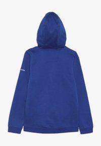Columbia - BASIC LOGO YOUTH HOODIE - Sweat à capuche - azul/collegiate navy - 1