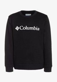 Columbia - PARK CREW - Sweatshirt - black - 0