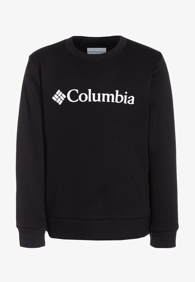 PARK CREW - Sweater - black