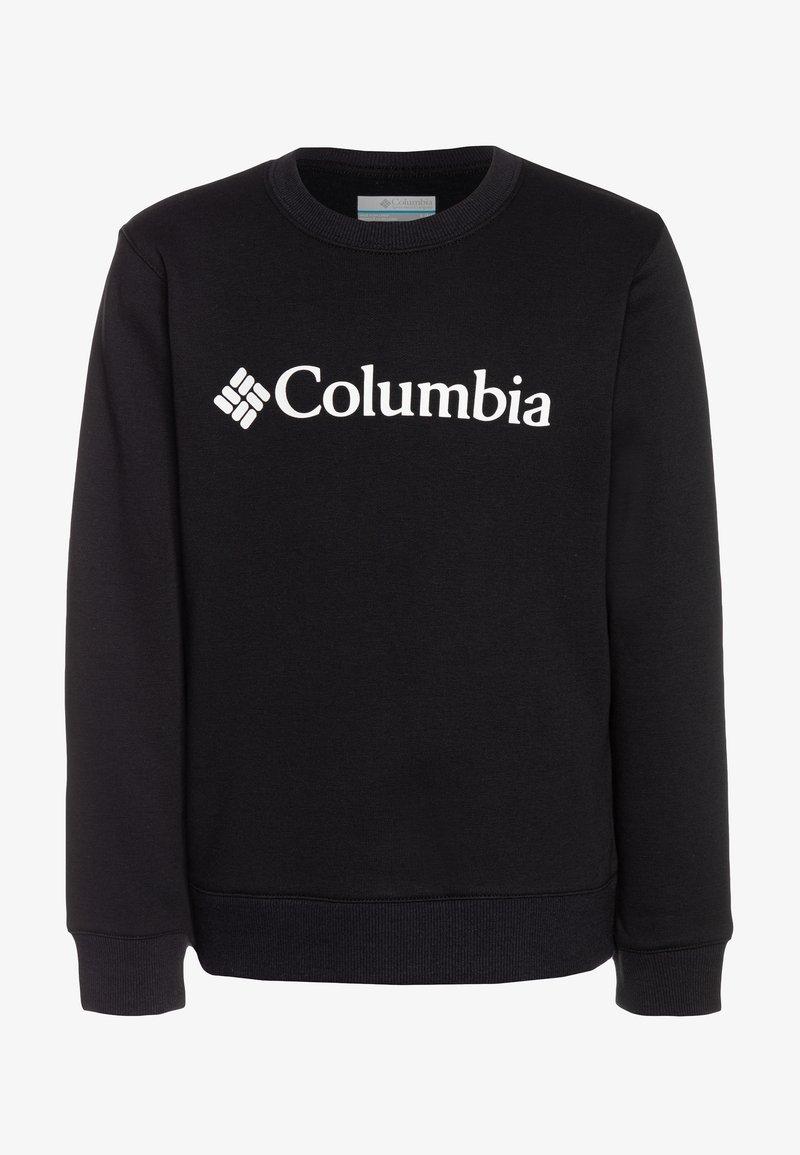 Columbia - PARK CREW - Sweatshirt - black