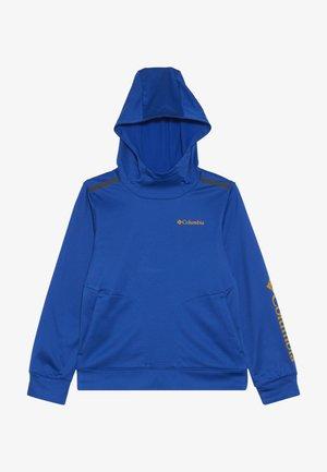 TECH TREK - Hoodie - azul