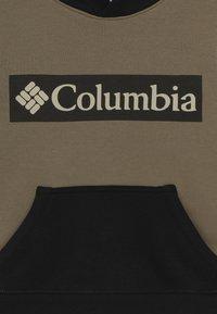 Columbia - PARKHOODIE - Sweat à capuche - sage/new olive/black - 3