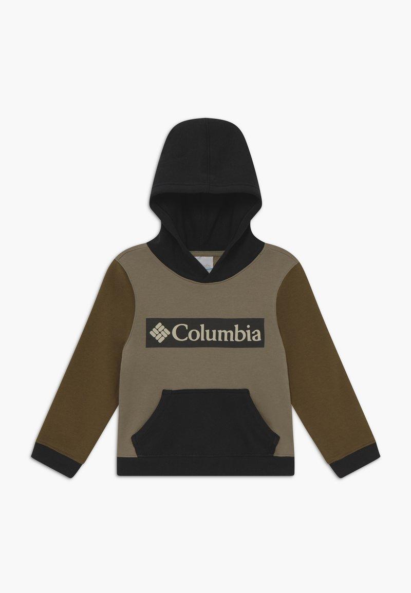Columbia - PARKHOODIE - Sweat à capuche - sage/new olive/black