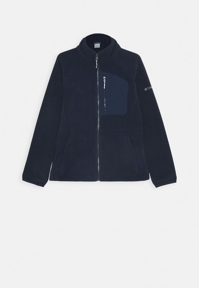 FAST TREK™  FULL ZIP - Giacca in pile - collegiate navy