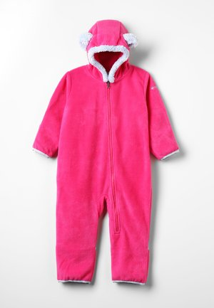 TINY BEAR™ II BUNTING - Jumpsuit - cactus pink
