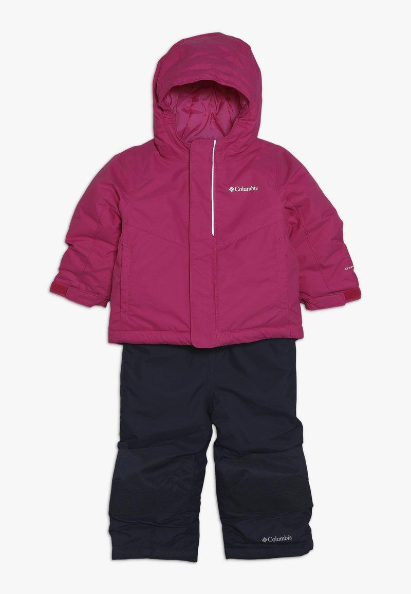 Columbia - BUGA™ SET - Laskettelutakki - pink ice