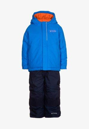 BUGA™ SET - Kurtka snowboardowa - hyper blue