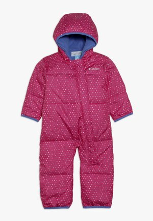 SNUGGLY BUNNY BUNTING - Snowsuit - pink