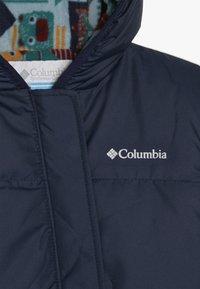 Columbia - SNUGGLY BUNNY BUNTING - Talvihaalari - navy - 3