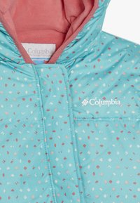 Columbia - SNUGGLY BUNNY BUNTING - Lyžařská kombinéza - geyser sparkler - 3