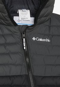 Columbia - POWDER LITE REVERSIBLE BUNTING - Talvihaalari - black - 5