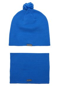 Columbia - YOUTH SNOW MORE HAT FOX SET - Mütze - super blue - 1