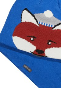 Columbia - YOUTH SNOW MORE HAT FOX SET - Mütze - super blue - 2