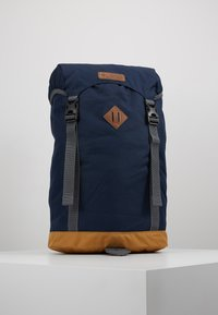 Columbia - CLASSIC OUTDOOR 25L DAYPACK - Rucksack - collegiate navy heather/maple - 0