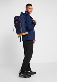 Columbia - CLASSIC OUTDOOR 25L DAYPACK - Rucksack - collegiate navy heather/maple - 1