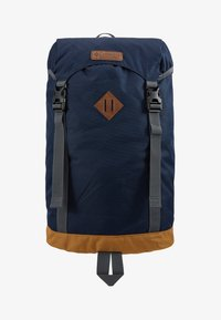 Columbia - CLASSIC OUTDOOR 25L DAYPACK - Rucksack - collegiate navy heather/maple - 6