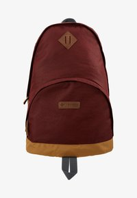 Columbia - CLASSIC OUTDOOR 20L DAYPACK - Ryggsekk - tapestry heather/maple