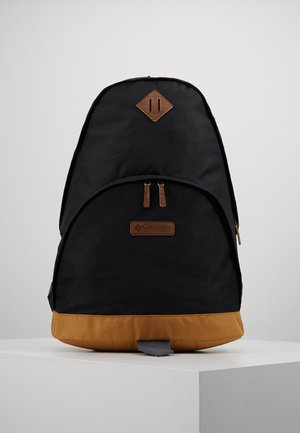 CLASSIC OUTDOOR 20L DAYPACK - Ryggsekk - black/maple