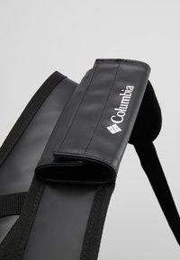 Columbia - STREET ELITE™ CONVERTIBLE DUFFEL PACK - Treningsbag - shark - 10