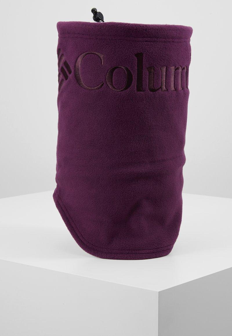 Columbia - GAITER - Snood - black cherry