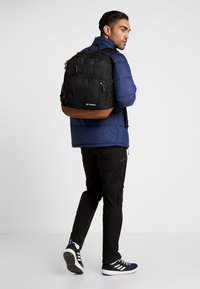 Columbia - NORTHERN PASS BACKPACK - Mochila - black - 1