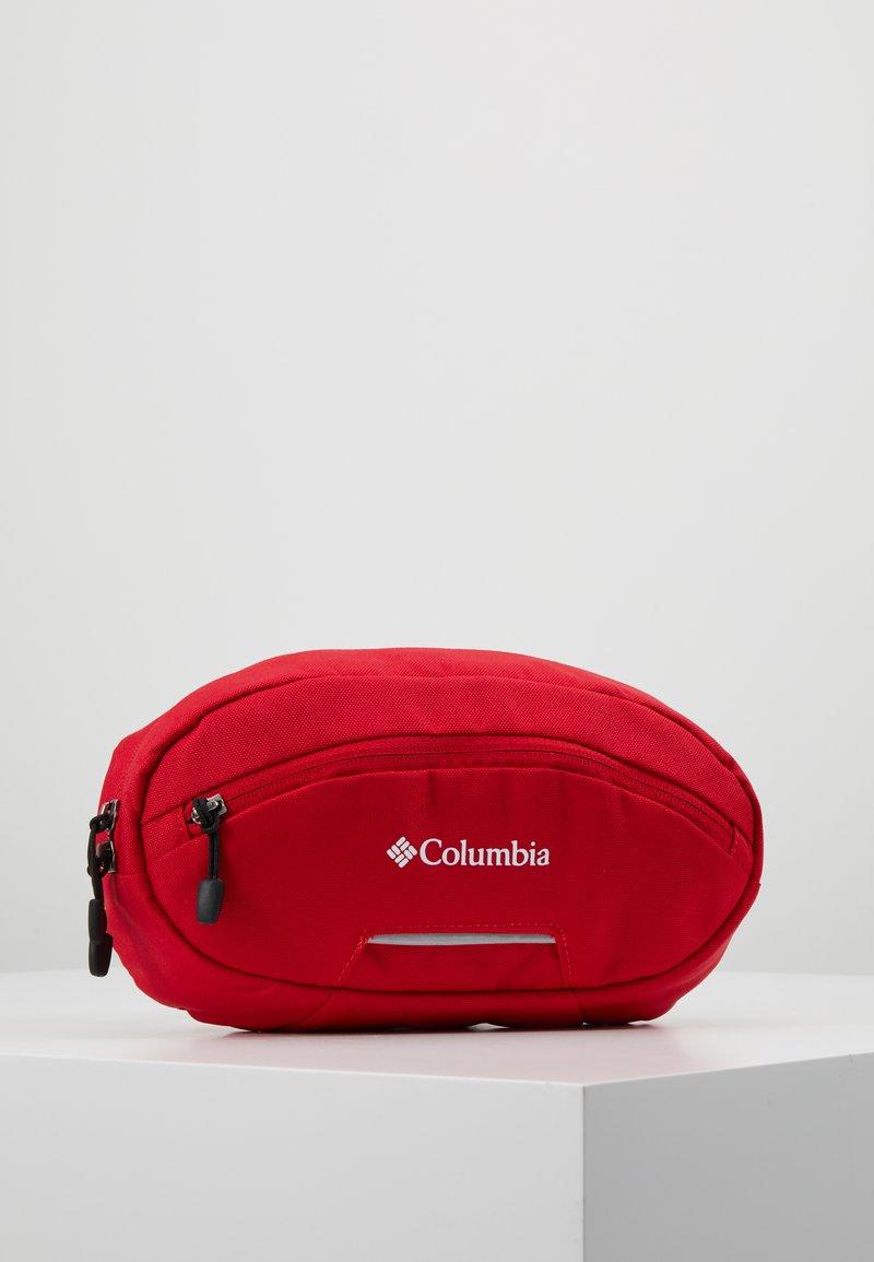 Columbia - BELL CREEK WAIST PACK - Bum bag - mountain red