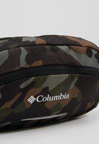 Columbia - BELL CREEK WAIST PACK - Sac banane - surplus green - 7