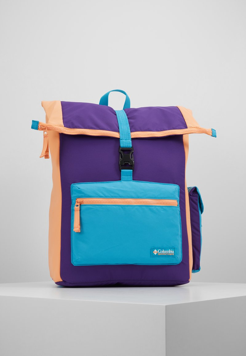 Columbia - POPO 22L BACKPACK - Tagesrucksack - vivid purple
