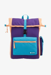 Columbia - POPO 22L BACKPACK - Tagesrucksack - vivid purple - 7
