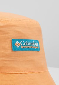 Columbia - ROATAN DRIFTER™ II REVERSIBLE BUCKET HAT - Mütze - bright nectar/white - 2