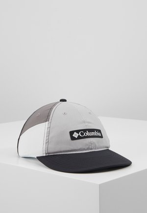 BALL - Kšiltovka - columbia grey, black, city grey, white
