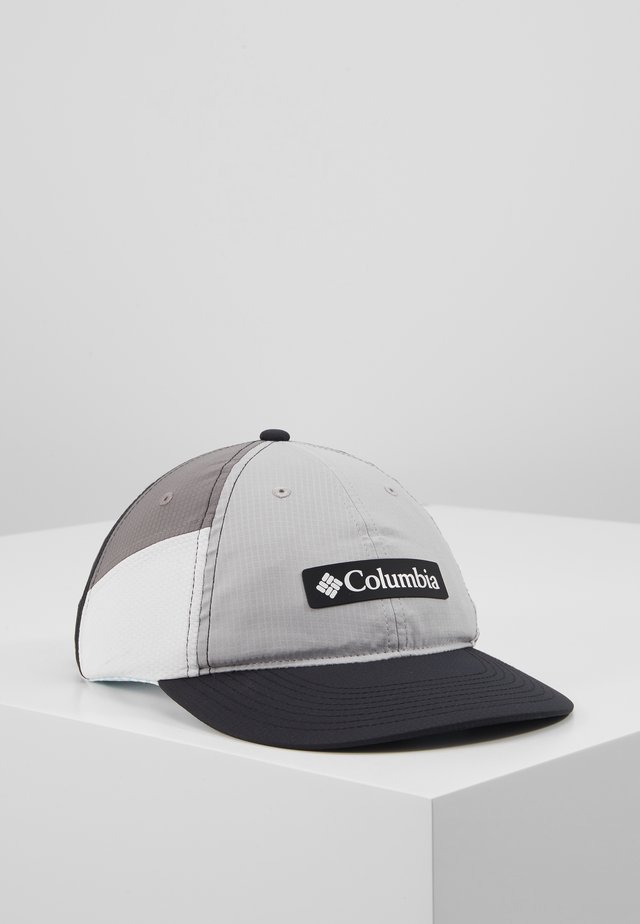 BALL - Casquette - columbia grey, black, city grey, white