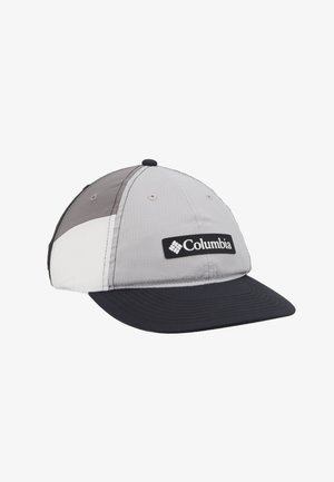 BALL - Cap - columbia grey, black, city grey, white