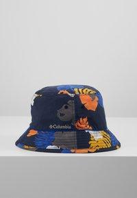 Columbia - PINE MOUNTAIN™ BUCKET HAT - Hat - collegiate navy tropical monsteras/azul - 3