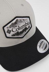 Columbia - SNAP BACK HAT - Cap - columbia grey/black - 2