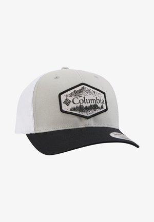 SNAP BACK HAT - Czapka z daszkiem - columbia grey/black