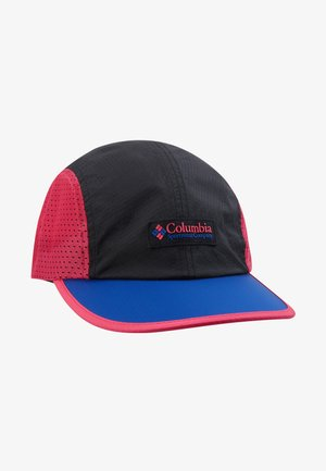 SHREDDER™ HAT - Cap - black/azul/cactus pink