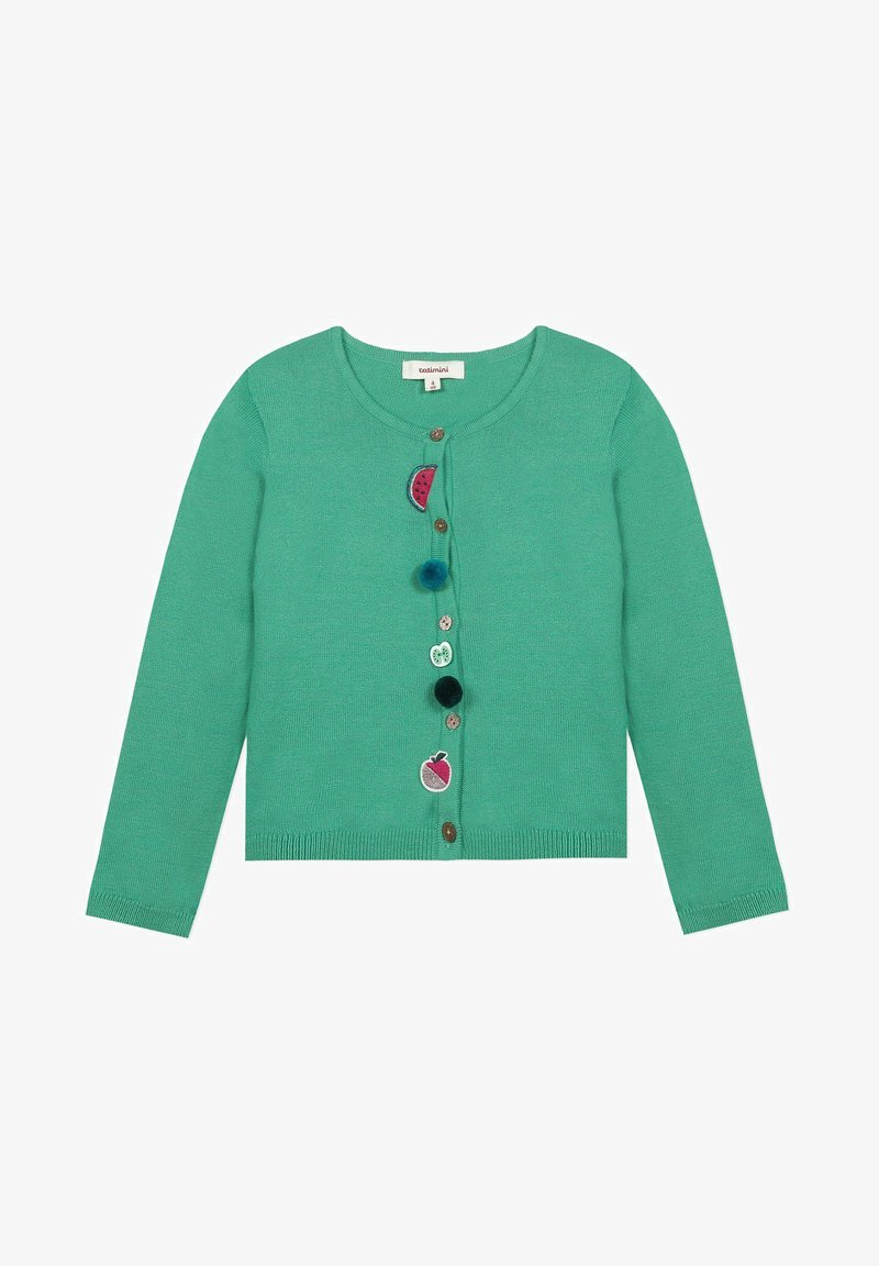 Catimini - Cardigan - green