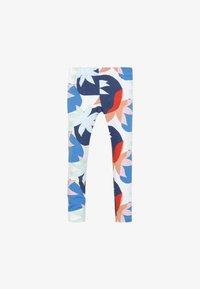 Catimini - PRINTED - Leggings - Trousers - white - 0