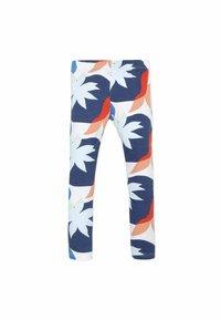 Catimini - PRINTED - Leggings - Trousers - white - 1